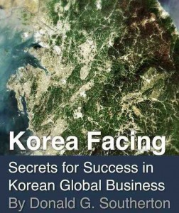 Korea Facing book