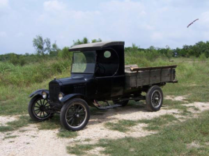 Ford Model TT 1924 Photo Courtesy of Texas Transportation Museum