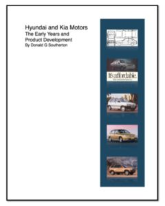 Hyundai and Kia Motors